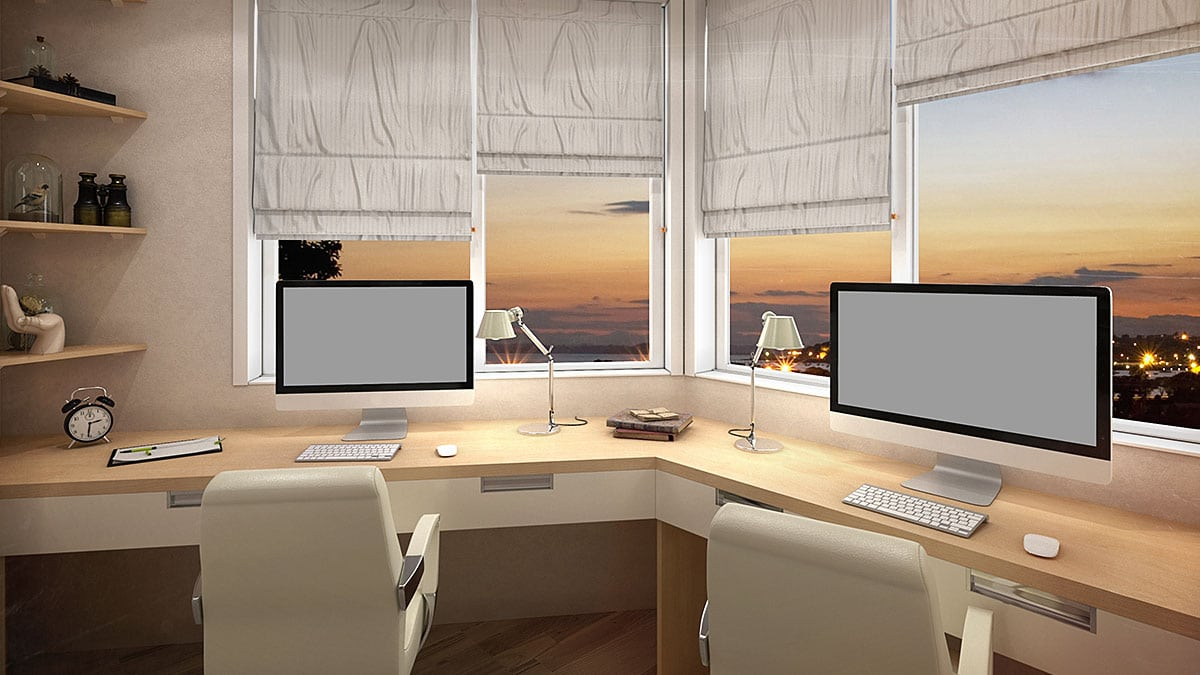 3D animation software uses light and shadow to give architectural renderings a lifelike look.