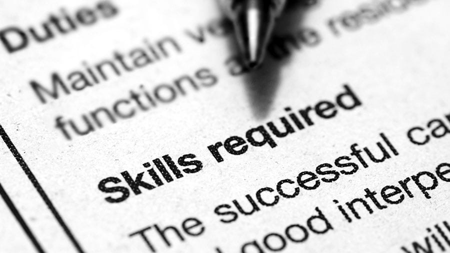 For recent graduates, it's important to highlight the technical skills you've developed